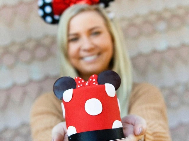 Celebrate National Polka Dot Day on Jan. 22 with a Special Cake from Amorette's Patisserie