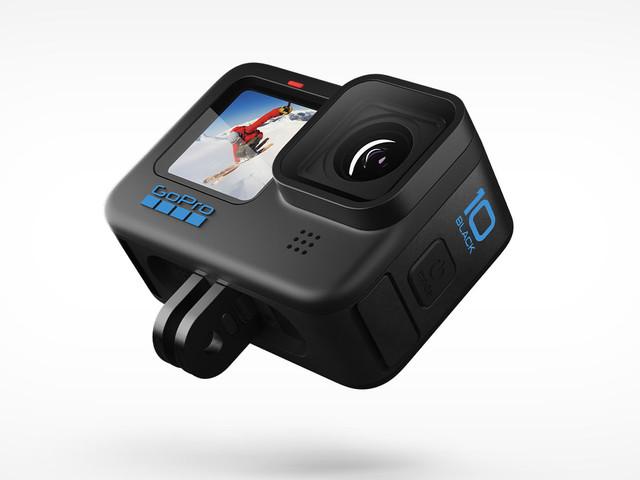 GoPro Hero 10 Firmware Update Addresses Overheating Issues