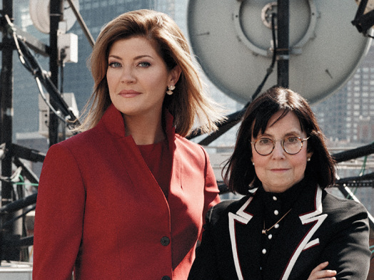 Norah O'Donnell and Susan Zirinsky Ready 'CBS Evening News' for Streaming Wars