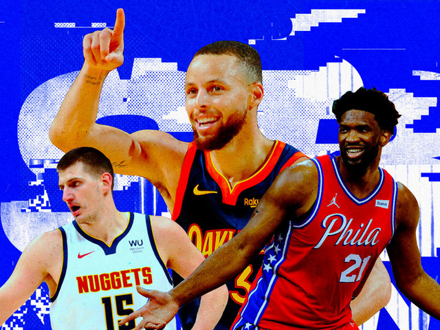 NBA MVP candidates for the 2020-2021 season, ranked