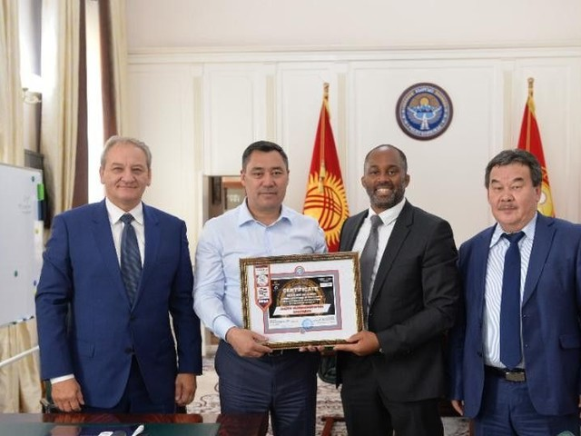 IMMAF strengthens ties with Kyrgyzstan's populist president despite human rights concerns