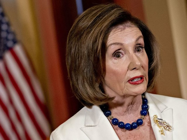 Nancy Pelosi calls on Dems to move forward with articles of impeachment: Trump 'leaves us no choice but to act'