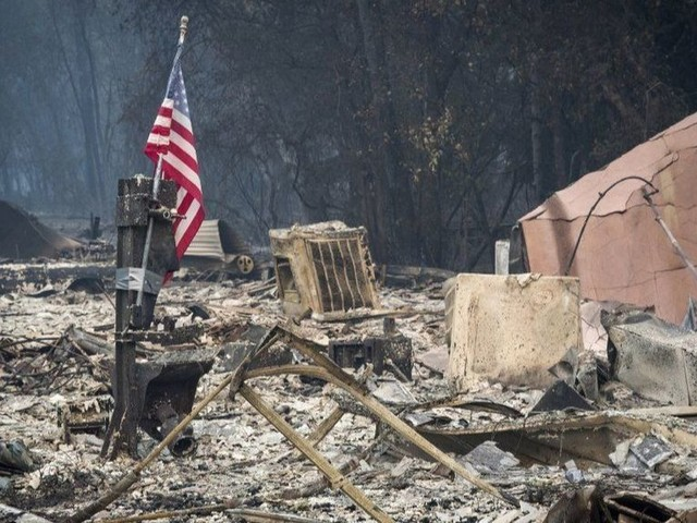 Still no clarity on Trump's threat to cut off aid to California fire victims