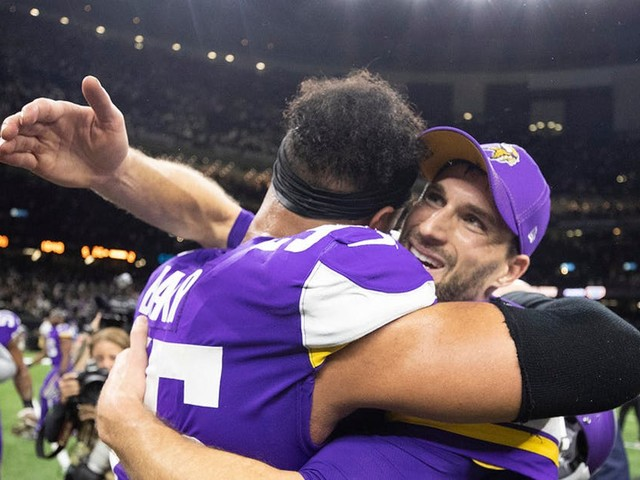 Is Kirk Cousins going to finish his career with the Vikings?