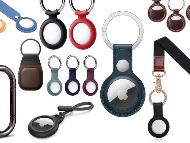 Best AirTag keychains, cases, and straps [Update 10: elago AirPods AirTag case, more]
