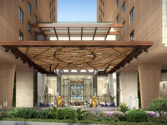 News: Andaz Dubai the Palm opens to first guests