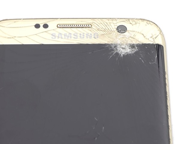 You Can Save Hundreds by Letting Sprint Fix Your Cracked Samsung Phone