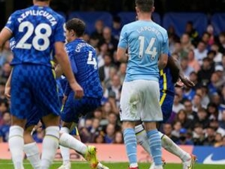 City ends run of losses to Chelsea with 1-0 win in EPL