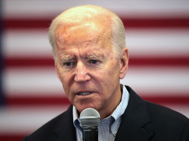 Report: Joe Biden may only serve one term if elected, but is hesitant about public one-term pledge