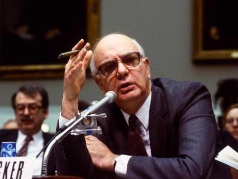 "Colas: ""I Met Paul Volcker A Few Years Ago..."""