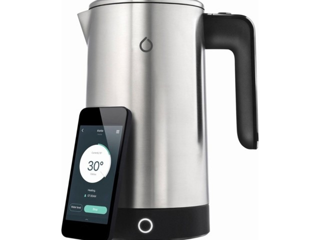 Review: Heat Water for Tea From Afar With the iPhone-Connected iKettle 3.0