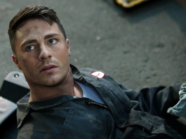 "Colton Haynes Returns to ""Arrow""...But Who's Jason?"