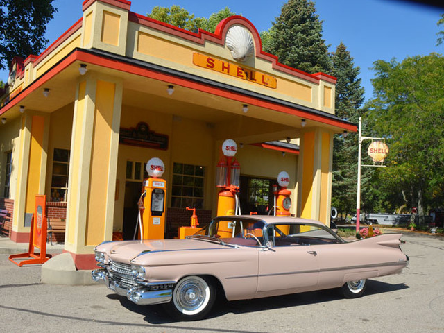 Car of the Week: 1959 Cadillac Coupe deVille