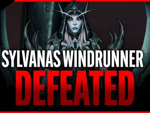 Complexity Limit Claims World Second Mythic Sylvanas Windrunner Kill