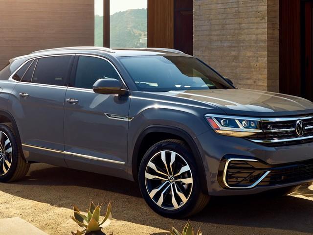 2020 VW Atlas Cross Sport Adds Itself To SUV Coupe Segment