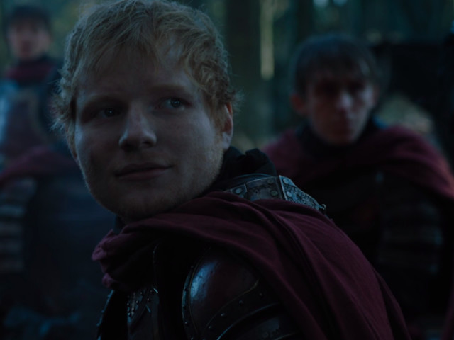 This Week's Worst Person in Westeros: Ed Sheeran