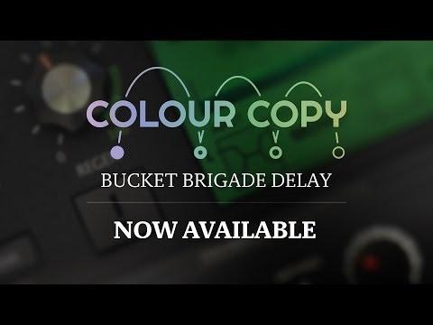 Colour Copy - A Bucket-Brigade Delay Emulation