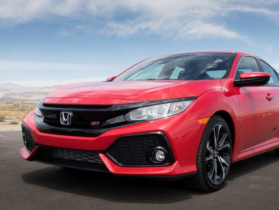 2017 Honda Civic Si Review: First Drive