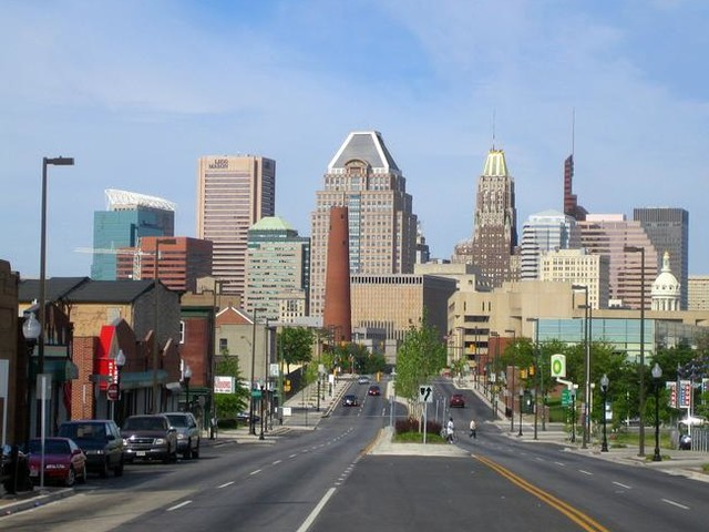 Baltimore Population Plunges To Lowest In Over A Century As Homicides Soar