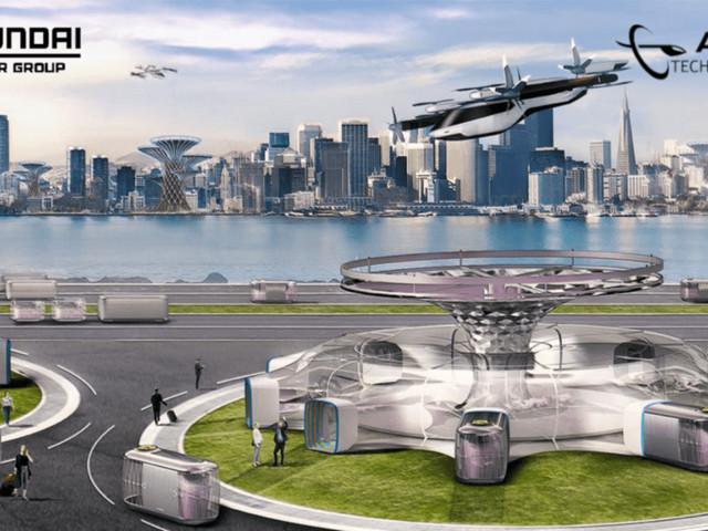Urban Air Mobility Division of Hyundai Motor Group & ANRA Technologies Launch Partnership