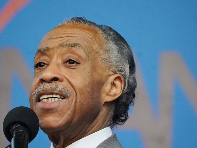 Al Sharpton gets $1M in pay from his own charity
