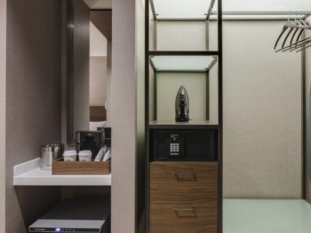 Hotels get rid of closets, add other storage solutions