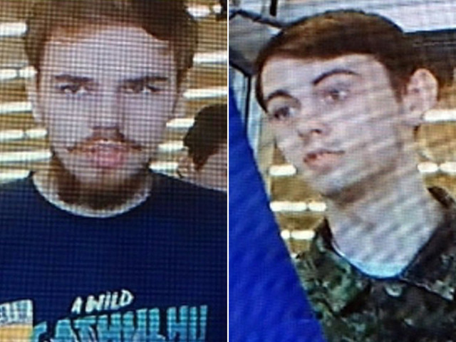 Manhunt for Canadian teen murder suspects moves to Ontario