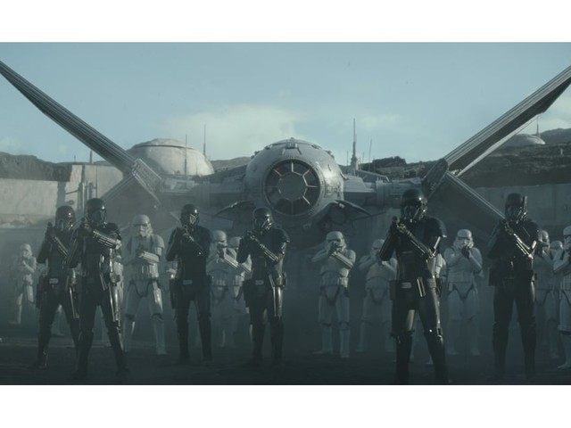 Curious About The Mandalorian's Black Stormtroopers? First Off, They're Not Stormtroopers