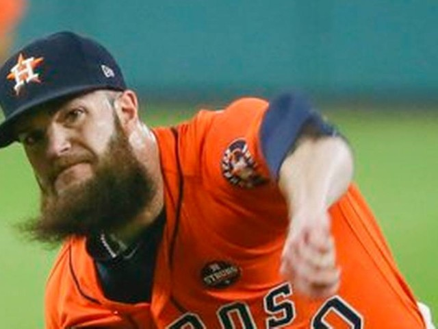 Keuchel strikes out 10, Astros beat Yanks 2-1 in ALCS opener