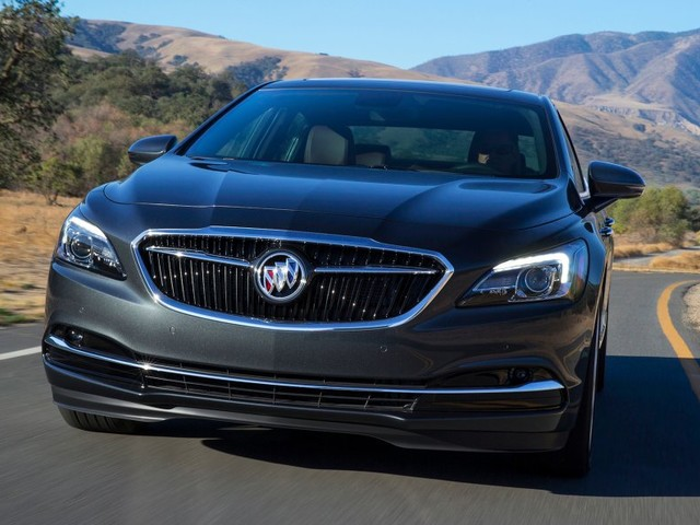 We drove a $66,000 Volvo S90 and a $48,000 Buick LaCrosse to see which sedan we liked better — here's the verdict