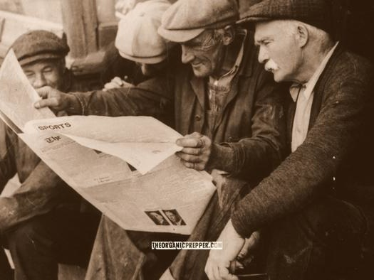 This Diary From The Great Depression Is Like Reading A Modern-Day Newsfeed