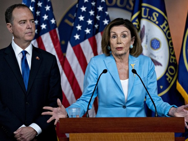 BREAKING: House passes articles of impeachment to Senate, Pelosi names Schiff to lead trial