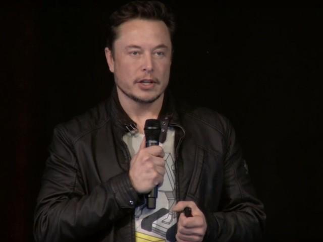 Meeting Elon Musk