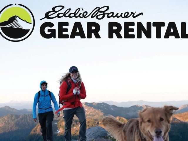 Outdoor brand Eddie Bauer launches rental service in the US