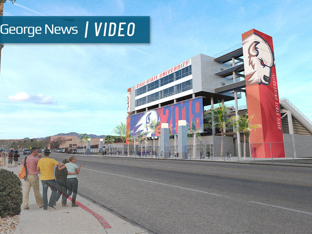 With Division I in sight, Dixie State plans more renovations for Trailblazer stadium