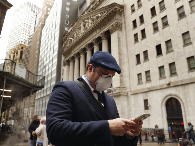 Stock market news live updates: Stock futures open higher as more earnings top estimates