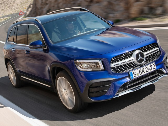 2020 Mercedes-Benz GLB First Ride: New Compact SUV Promises Luxury and Utility