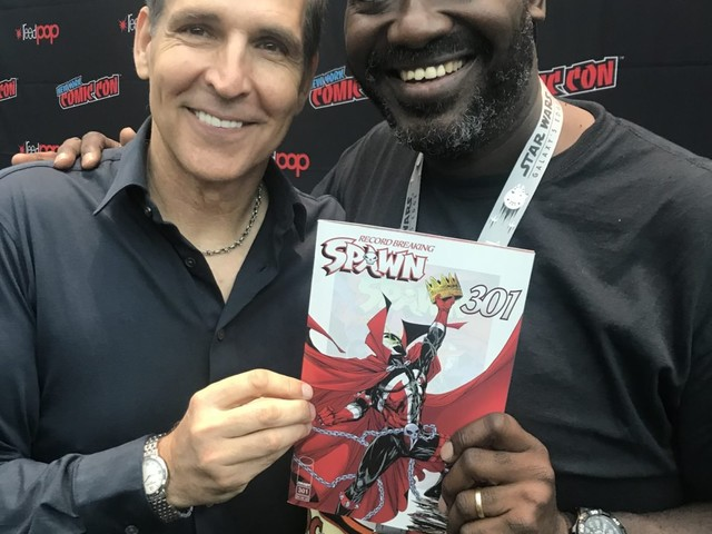 Spawn – NYCC Interview With Todd McFarlane!