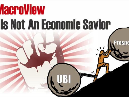 Universal Basic Income Is Not An Economic Savior