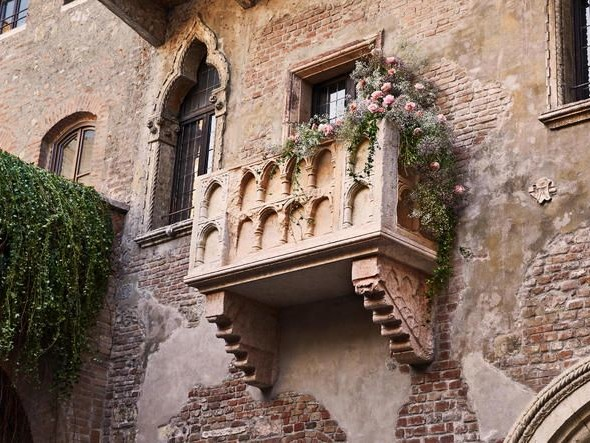 Spend Your Valentine's Day In Juliet's Home