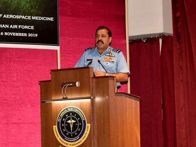 Gaganyaan Crew Screening Being Done Professionally: Chief of Air Staff