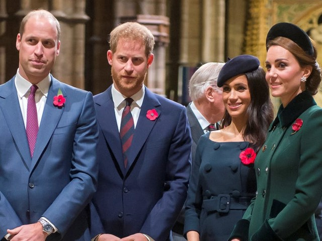 How Meghan Markle and Prince Harry's split from the royal family has shifted the dynamic of the 'Fab Four'