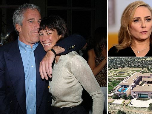 Jeffrey Epstein and Ghislaine Maxwell 'played bizarre pranks' on guests