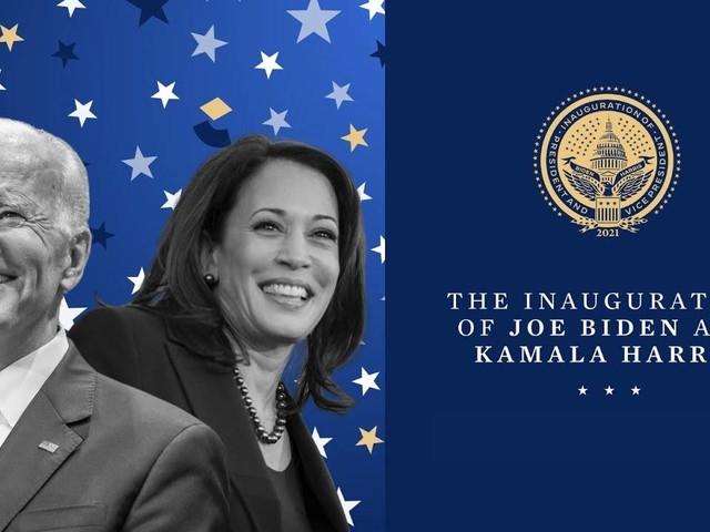 Watch the inauguration of Joe Biden and Kamala Harris live right here