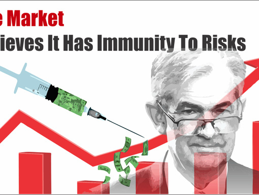 Market Believes It Has Immunity To Risks