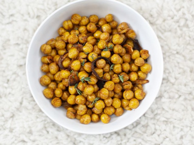 Beans are good, but chickpeas are divine