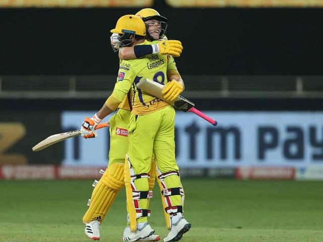 IPL 2020: Jadeja's Sixes, Gaikwad's 72 Help CSK Edge Out KKR