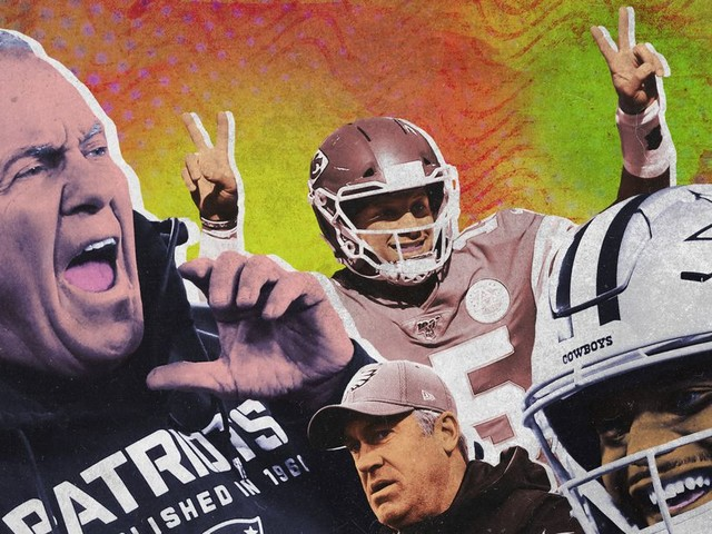 The Most Chaotic NFL Playoffs Still Possible, Ranked