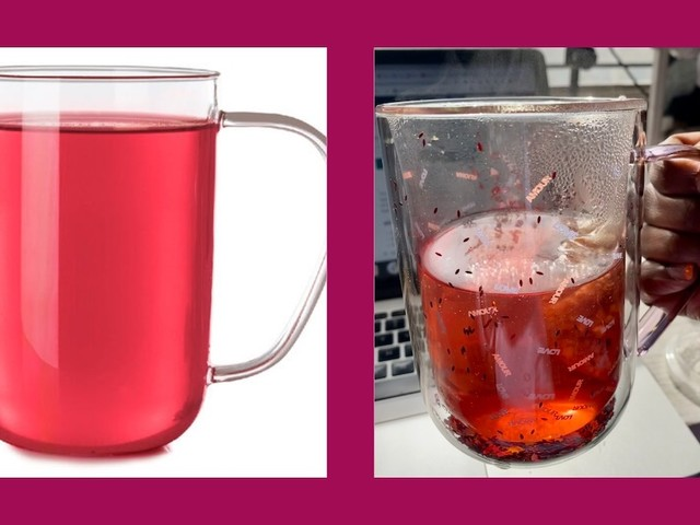 This DavidsTea flavor tastes just like Apple Jacks — it even turns pink in your cup