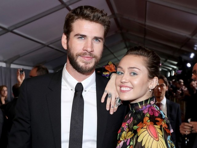 It's Over! Liam Hemsworth Files for Divorce from Miley Cyrus